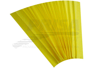 PAPEL CREPE PLIEGO AMARILLO 52.5X2.25 MTS.ROLY