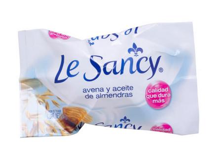 JABON BARRA LE SANCY 150 GRS ACEITE/ALMENDRAS