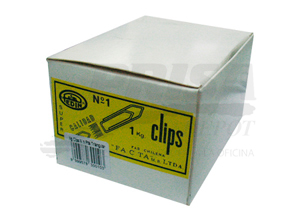 CLIPS METALICO 30MM 1 KILO PUNTA TRIANGULAR PEDIN
