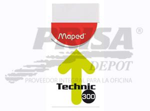 GOMA BORRAR MAPED TECHNIC 300