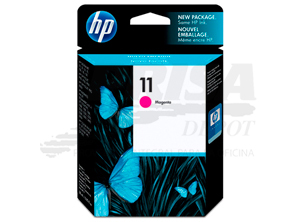 CABEZAL HP C4812A (11) 8ML. MAGENTA