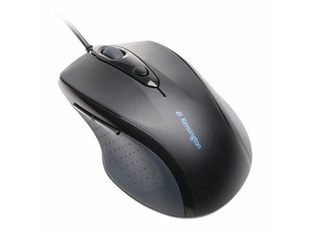 MOUSE KENSINGTON PS2/USB OPTICO NEGRO PRO FIT