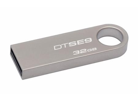 PEN DRIVE 32GB KINGSTON DT-SE9 MINI METALICO