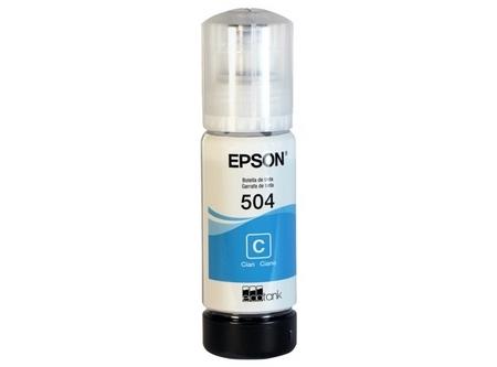 BOTELLA EPSON T504220 CYAN L4150/L4160/L6191 70ML