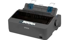 IMPRESORA EPSON LX350 CARRO ANGOSTO C/CABLE USB