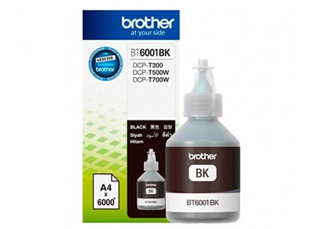 BOTELLA BROTHER BT6001-BK DCP-T300/T500/T700 6000P