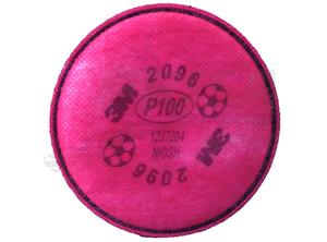 FILTRO 3M 2096 PARA PARTICULAS P100/GASES X PAR