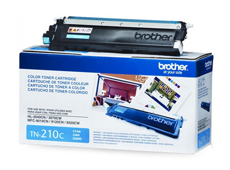 TONER BROTHER TN-210 CYAN HL3040/3070/9120 1.400 P