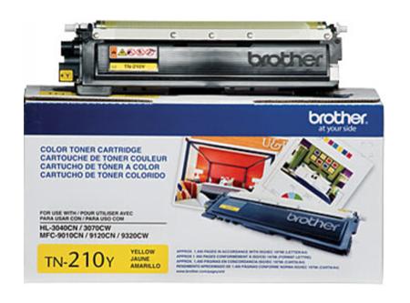 TONER BROTHER TN-210 YELL HL3040/3070/9120 1.400 P