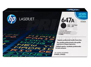 TONER HP CE260A (647A) 8500PG. NG. P/CP4025/CP4525