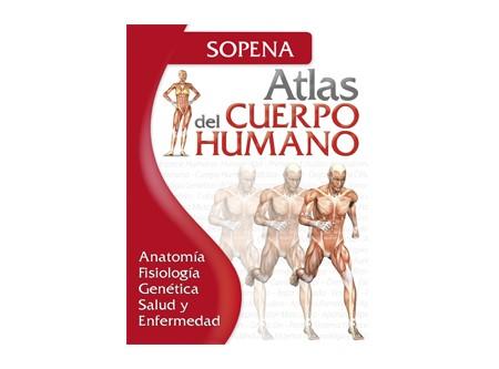 ATLAS CUERPO HUMANO SOPENA