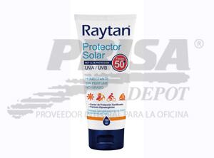PROTECTOR SOLAR 120 ML FPS 50+ RAYTAN