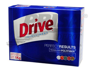 DETERGENTE POLVO 1 KL DRIVE MATIC INT.