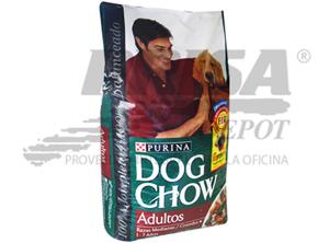 ALIMENTO P/PERRO 21 KL. DOG CHOW ADULTO