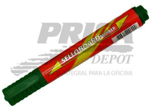 PLUMON PIZARRA SELLOBOARD P.RED. VERDE