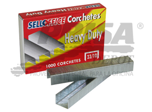 CORCHETES 23/10 DE 1000 SELLOFFICE